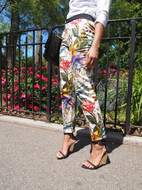 Girls Off Fifth - How We Wear Florals