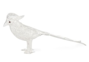 White Bird Sculpture