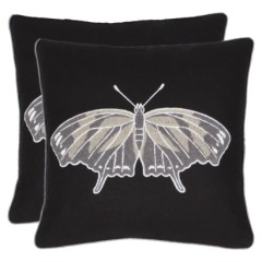 Motoro Butterfly Decorative Pillows