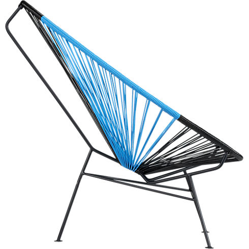 acapulco-black-blue-lounge-chair