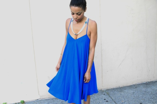 asos-swing-cami-dress-blue
